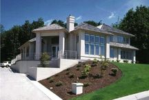 Modern and Contemporary House Designs / From our own collection here at The Plan Collection.