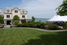 Exclusive Use Tented Receptions / A tented reception on the Cliff Lawn offers a unique experience that you and your guests will never forget!