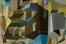 Deborah Zlotsky / paintings by Deborah Zlotsky