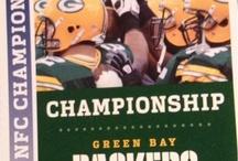 Packers! / Packer stuff! / by Todd Hildebrandt