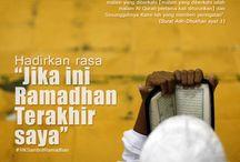 Ramadhan Rumah Kepemimpinan / Menyambut bulan penuh berkah