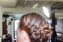 Salon Sophie gamard hair cut / Coupe femme coupe homme
