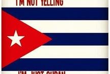 Cuban & Cuban-American Stuff / by Alicia B.