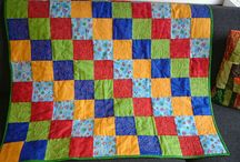 My patchwork and quilts