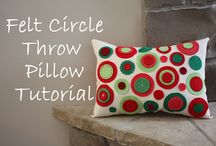 Let's Craft DECOR Pillows / by Judi Micoley