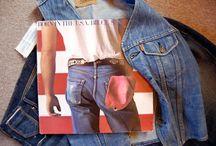 denim & vinyl covers