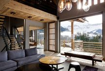 Chalets Interiors