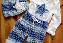 Baby crochet (baba ruhák)