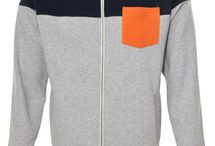 Mens Jumpers, Sweat Shirts + Hoodies.