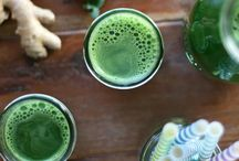 Green Juice with Blender