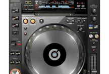 C/X DJ Players
