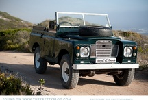 the ideal wedding - landrovers, kreef, weskus and braaibroodjies