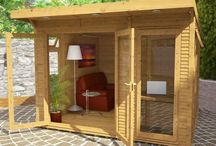 Insulated Garden Rooms / If you want to transform your garden and have a usable room to enjoy and make the most of, explore our beautiful range of insulated garden rooms and buildings.  Unlike summer houses, which are only really usable in good weather, these rooms are built to keep you warm in the cooler months too. As such you can escape to read during the winter or perhaps even use yours as a practical home office.