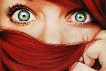 Red Hair /