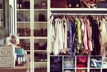 CLOSET CREATIONS / My dream closet space :)