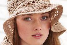 bayan yazlık şapka