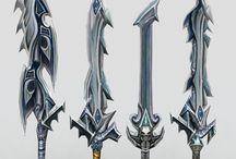 Fantasy Swords
