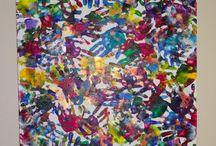 art collage ideas