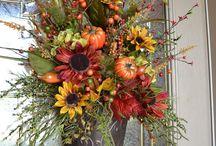 Jesenné dekoracie