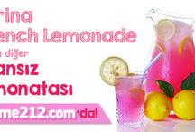 İçecek Bir Şeyler / En sağlıklı ve doğal içecek tarifleri ve onları yapabileceğiniz malzemeler