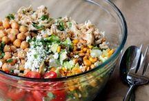 Starters/Sides/Salads / by Christina Bumba
