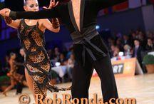 Latin Ballroom Man Costume