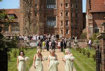 Layer Marney Tower Weddings