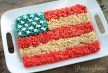 4th of July Ideas! / by Natural Element Homes