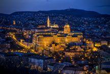 Hungary - tourist landmarks