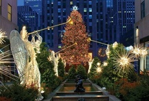 {Christmas in NYC} / by Ashton Bell