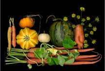 Foodgraphy / Capturing fresh food in such a way it becomes Art'y