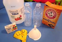 Science Experiment for the letter U