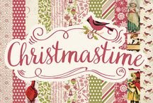 Christmastime Collection / by Authentique Paper