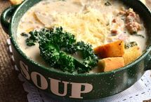 Autumn Soups