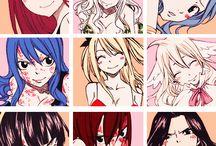 Fairy Tail Girls