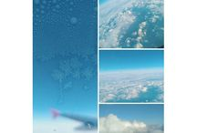 Clouds as I see them / Sunrise, sunset, above the clouds and under the clouds. Every time.