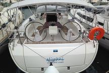 S/Y ALISAHNI - Bavaria Cruiser 41