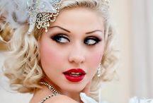 Glamorous Makeup&Fashion