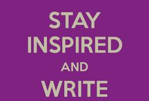 Words / Everything to do with the written word...true passion