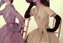 Inspiration || '50s Fashion