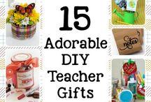School/ teacher gift ideas