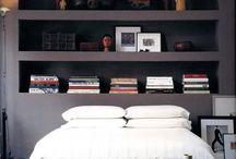 Dekoracje wnętrz - sypialnia