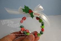 Stampin Up - Xmas / Weihnachtsideen mit Stampin Up