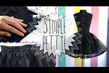 making a petticoat