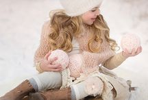 A WINTER'S BLUSH / by Josephine Falletta Buono