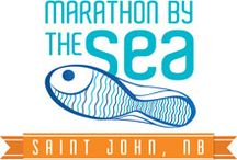 Marathon by the Sea / The region's most challenging Boston qualifier is also the east coast's only summertime race event. The Marathon offers a full roster of races and events - with an emphasis on fun!
