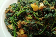 Sweet Potato Greens Recipes