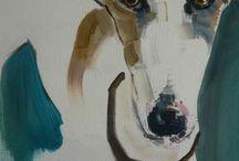 Art Canine / by Robin Panzer Art