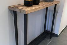 Simply Steel - stalen accessoires en meubels