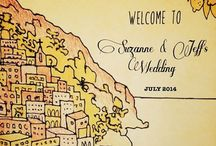 "A "" Dolce Vita"" Wedding in Ravello (Italy) / magical Italian atmospheres"